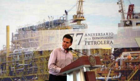 El Presidente Enrique Peña Nieto cerró las puertas a especulaciones