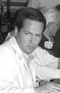 Alberto Meléndez Apodaca.