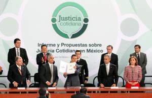 Las propuestas del CIDE para recuperar el Estado de Derecho en el pa+¡s