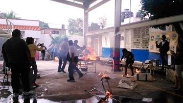 Dos quemados en Juitepec, Morelos Foto: @Retiloto