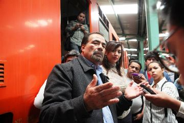 El cacique incómodo del METRO Foto: redpolitica.com
