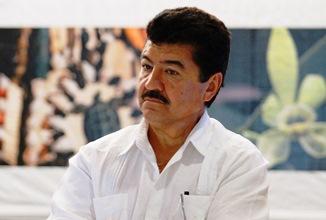 Dalos Ulises Rodríguez, el funcionario estatal nada les  resolvió  a los pobladores