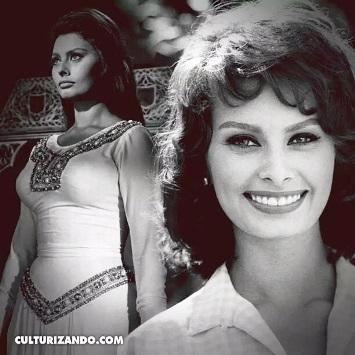 Sophia Loren Ayer Y Hoy Expediente Ultra