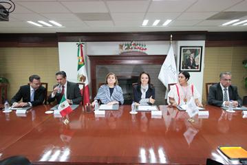 CDI y PGR firman histórico acuerdo, en pro de la comunidad índigena