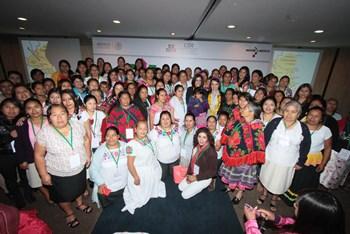 Crece el número de mujeres de las diversas entias,  que  son capacitadas
