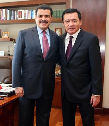 Miguel Ángel Osorio y Francisco Olvera, fructífera  cooperación