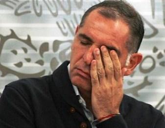 Gabino Cué, voto de castigo