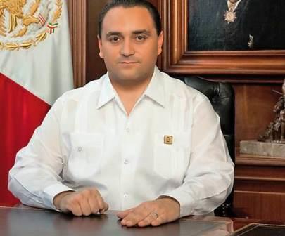 El gobernador, Roberto Borge, quiere imponer   candidato