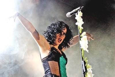 Rita Guerrero. Por siempre santa / Foto especial