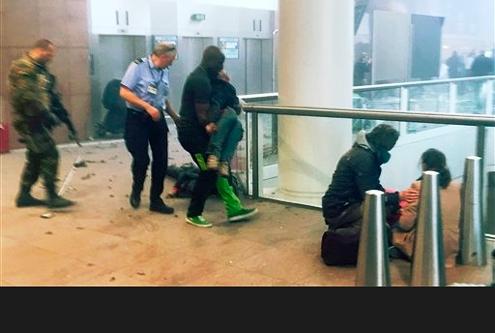 El terror invade a Bruselas