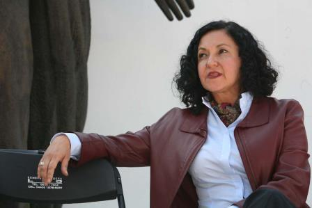 Sanjuana Martínez, su investigación tocó fibras sensibles del poder