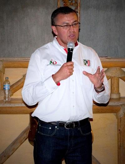 Delgadillo se reunió con organizaciones sociales
