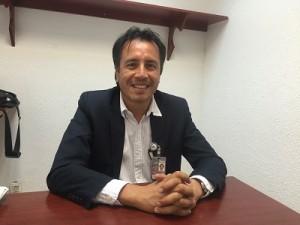 Cuitláhuac García, la gran sorpresa en Veracruz