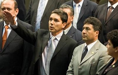 El narcodiputado del PRD, Julio César Godoy Toscano, ridiculizó a su gobierno