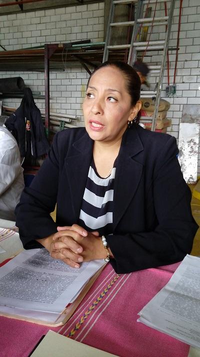 María del Carmen Guzmán, administradora con todas las de la ley