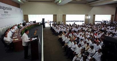 Osorio Chong  inauguró  la XXXV Asamblea Plenaria de la Conferencia Nacional de Procuración de Justicia