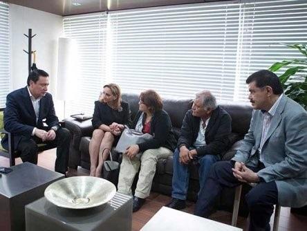 Osorio Chong promovió un operativo exitoso para rescatar a la secuestrada.