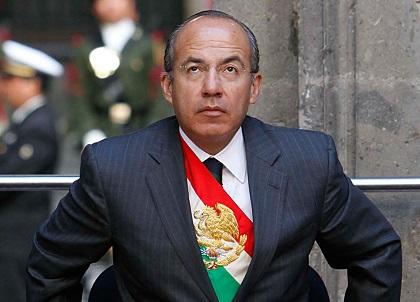 Calderón, su negra herencia será un lastre en las aspiraciones de su esposa