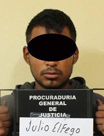 El trabajo coordinado  entre autoridades de Hidalgo y Puebla, logró su captura