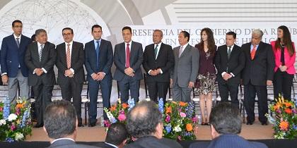 Omar Fayad trabajará con los alcaldes de todos los partidos