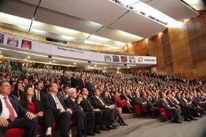 El Auditorio Gota de Plata fue sede del evento