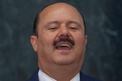 Cesar Duarte, banquero millonario