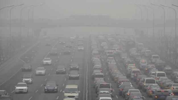 La contaminación ya es un problema de salud pública en la CDMX