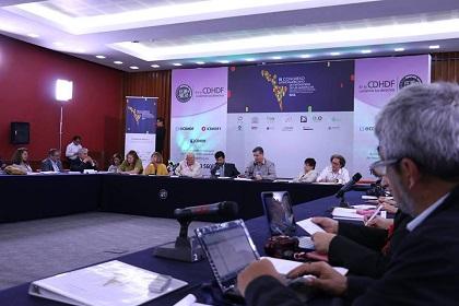 En el evento participaron especialistas en la materia