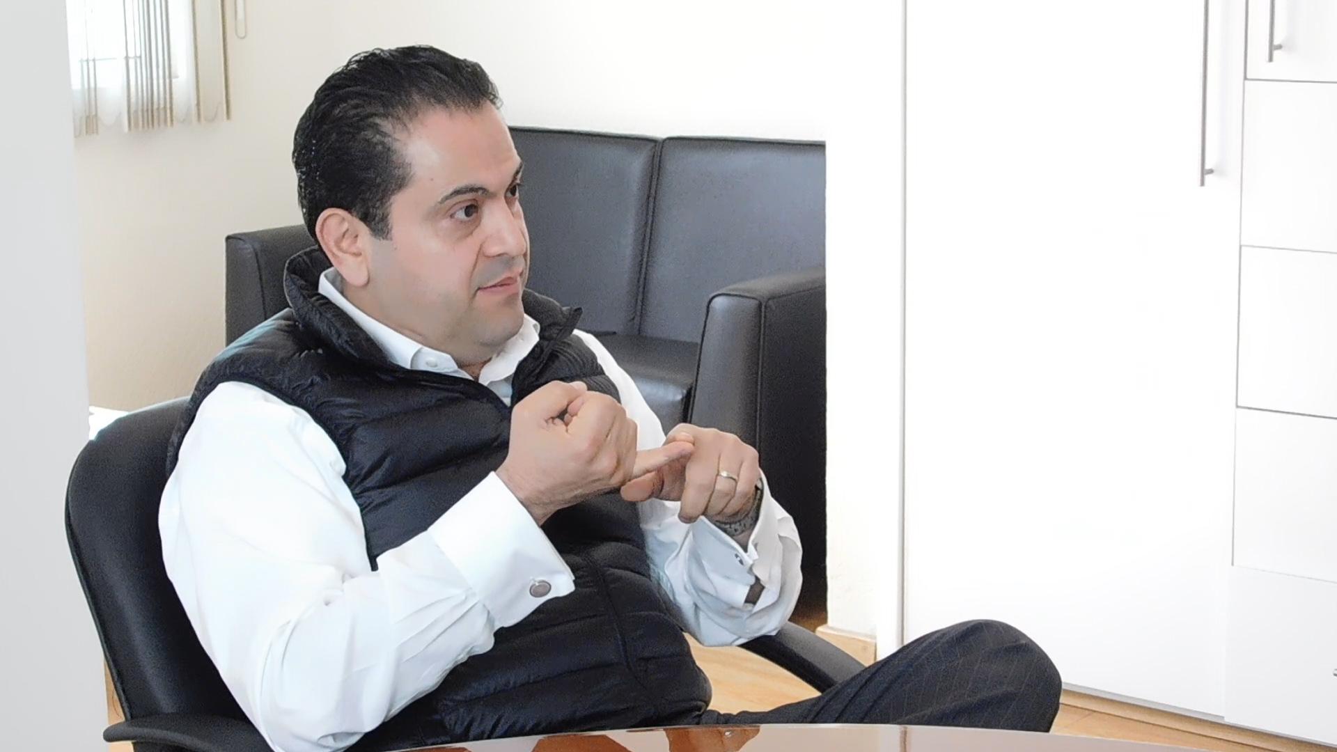 José Luis Guevara, titular del INDEMUN