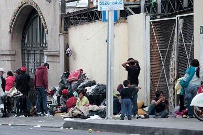 Poblaciones callejeras van en aumento